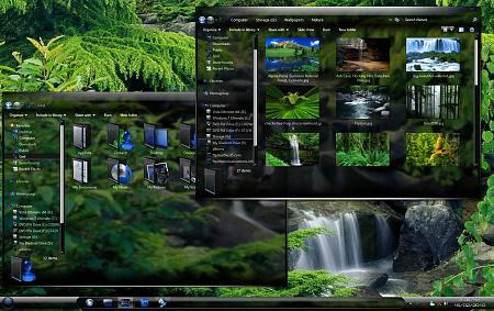 Download windows xp, vista, 7, 8/8. 1 and longhorn themes for.