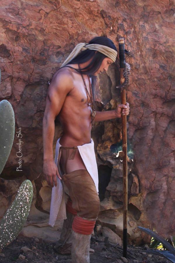 naked arab men