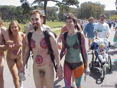 bay to breakers blowjobs