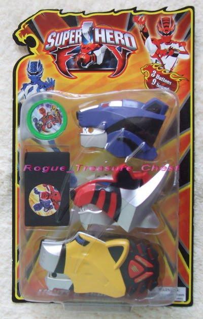 Kk Auto Sales >> Henshin Grid: Power Rangers/Super Sentai Rip-Offs and Bootlegs