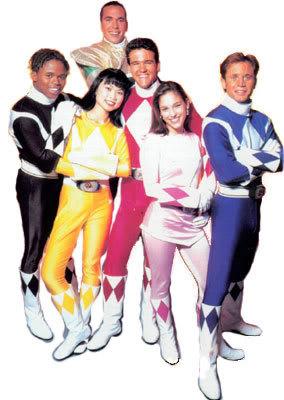 Power Rangers Blogspot : power, rangers, blogspot, Henshin, Grid:, Helmetless, Power, Rangers, (Actors, Suits)