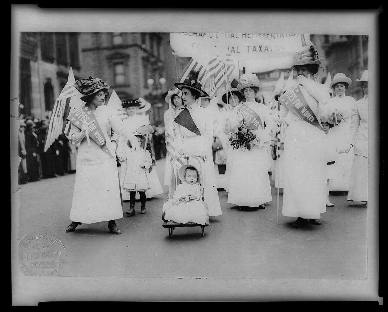 Sanskrit Of The Vedas Vs Modern Sanskrit: Iron Jawed Angels: NAWSA And The Suffragist Parade