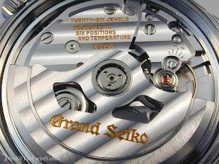 sports shoes 1b469 e9890 watchopenia: New Grand Seiko 9S55: New GS, new benchmark