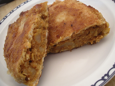 Japanese fusion recipes: Japanese recipe: Easy Curry Bread