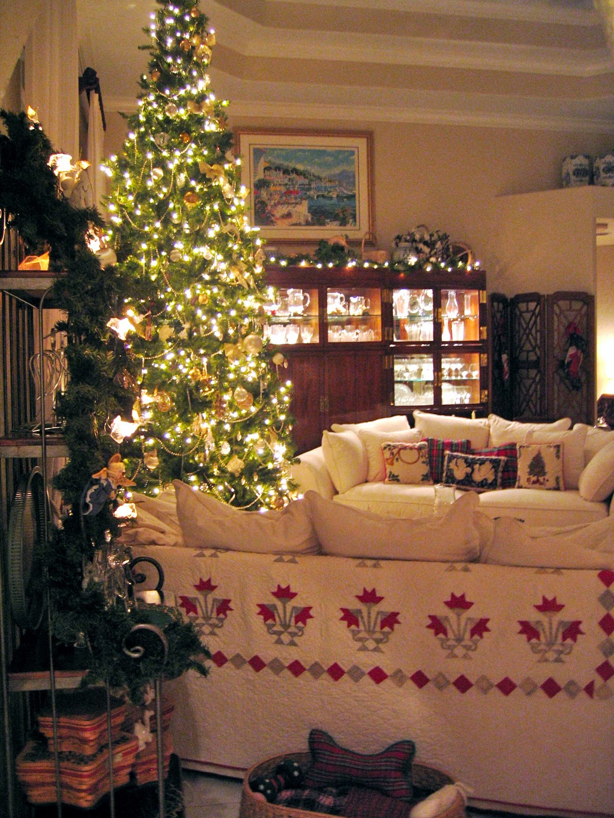 May Days O Christmas Tree