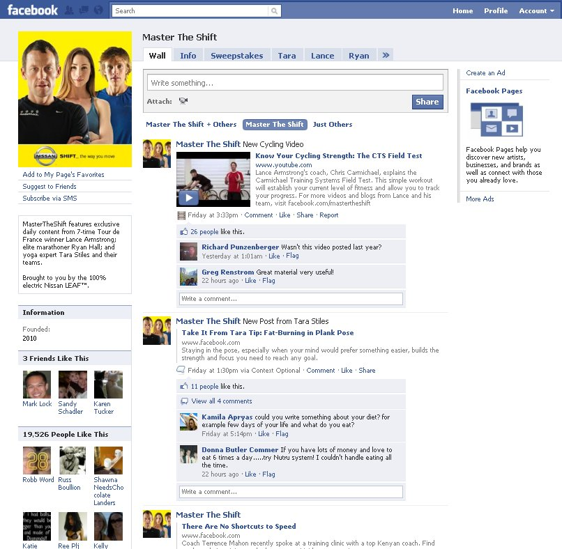 The Auto Marketing Blog: Facebook and the Death of Micro-Site
