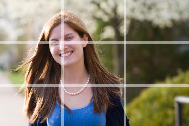Photography rule of thirds Facebook profile pics