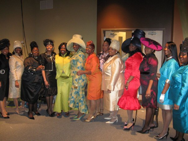 6305c3c194e Black women dressed up is not a distraction for me....I grew up in this  culture and is aware that Sundays and funerals are mostly the only time  you re see ...