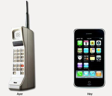Iphone  Por Detras