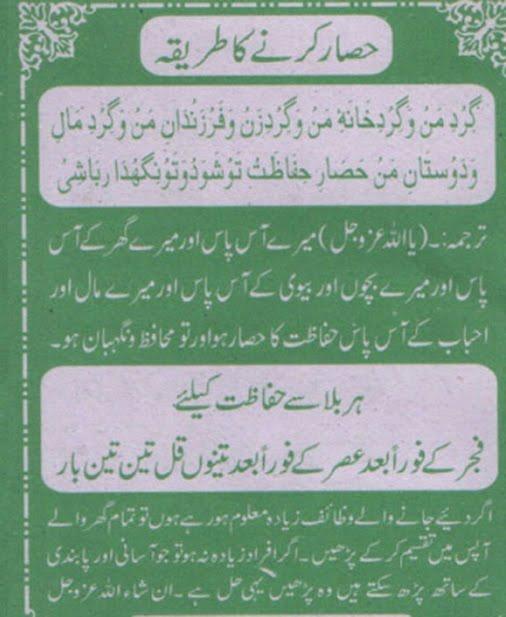 Islamic & Roohani Ilaj Kay