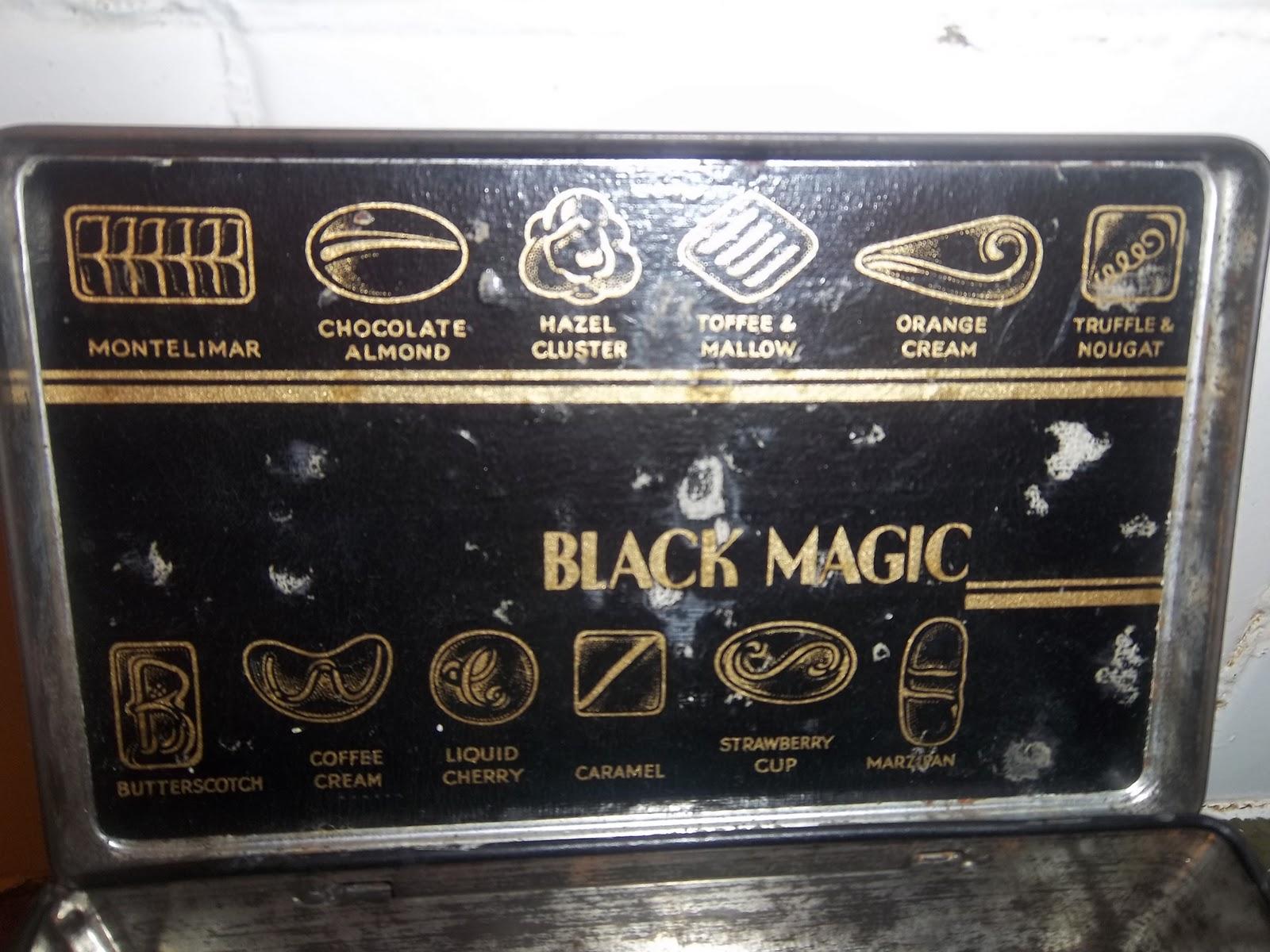 Ridgeway Cottage Anyhow Black Magic