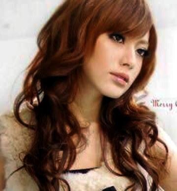 Asian Perm Hair 42