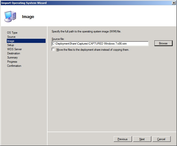My System Center & EM+S Experience: XP to Windows 7 Migration Using