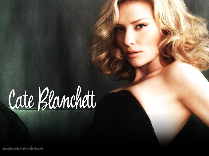 Cate Blanchet, is an Australian actress