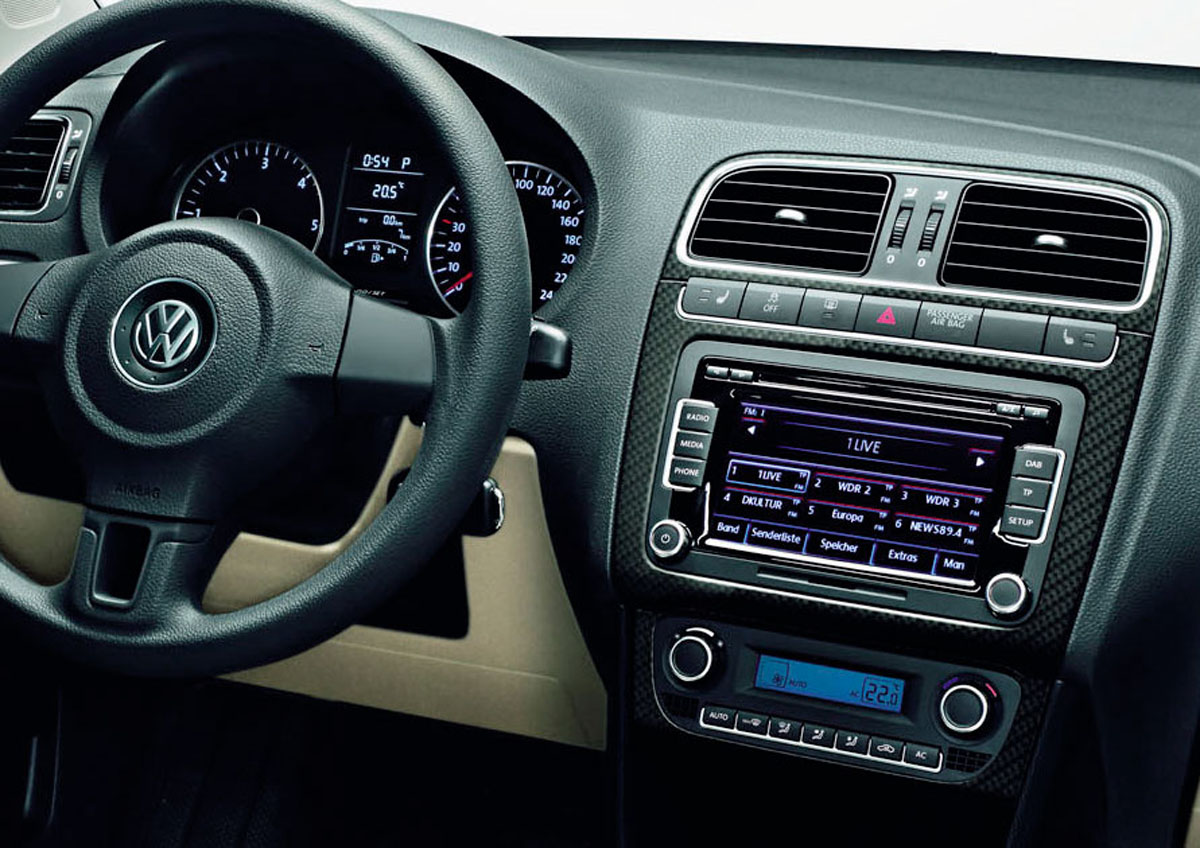 volkswagen polo v accessories various interior and exterior package program autoblogzine