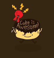 cake is awesome