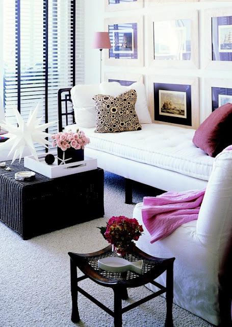 Inspiración   gris y amarillo   casa haus decoración