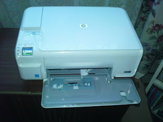 Hp Photosmart C4480 Scanner Manual