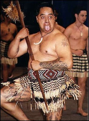 The Maori Suku Kanibal di Dunia
