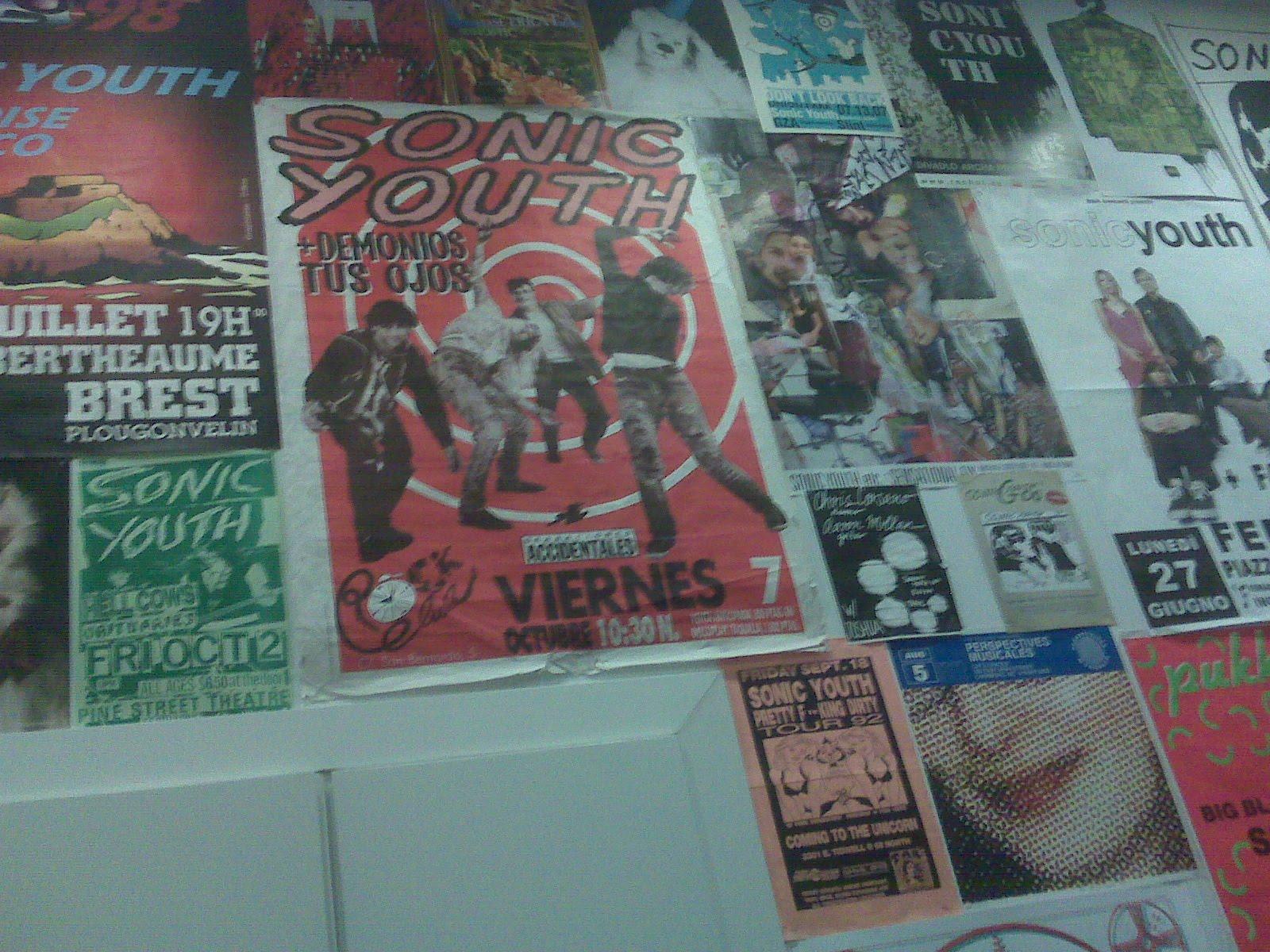 Sonic Youth Delirio Y 3 Carolink Fingers
