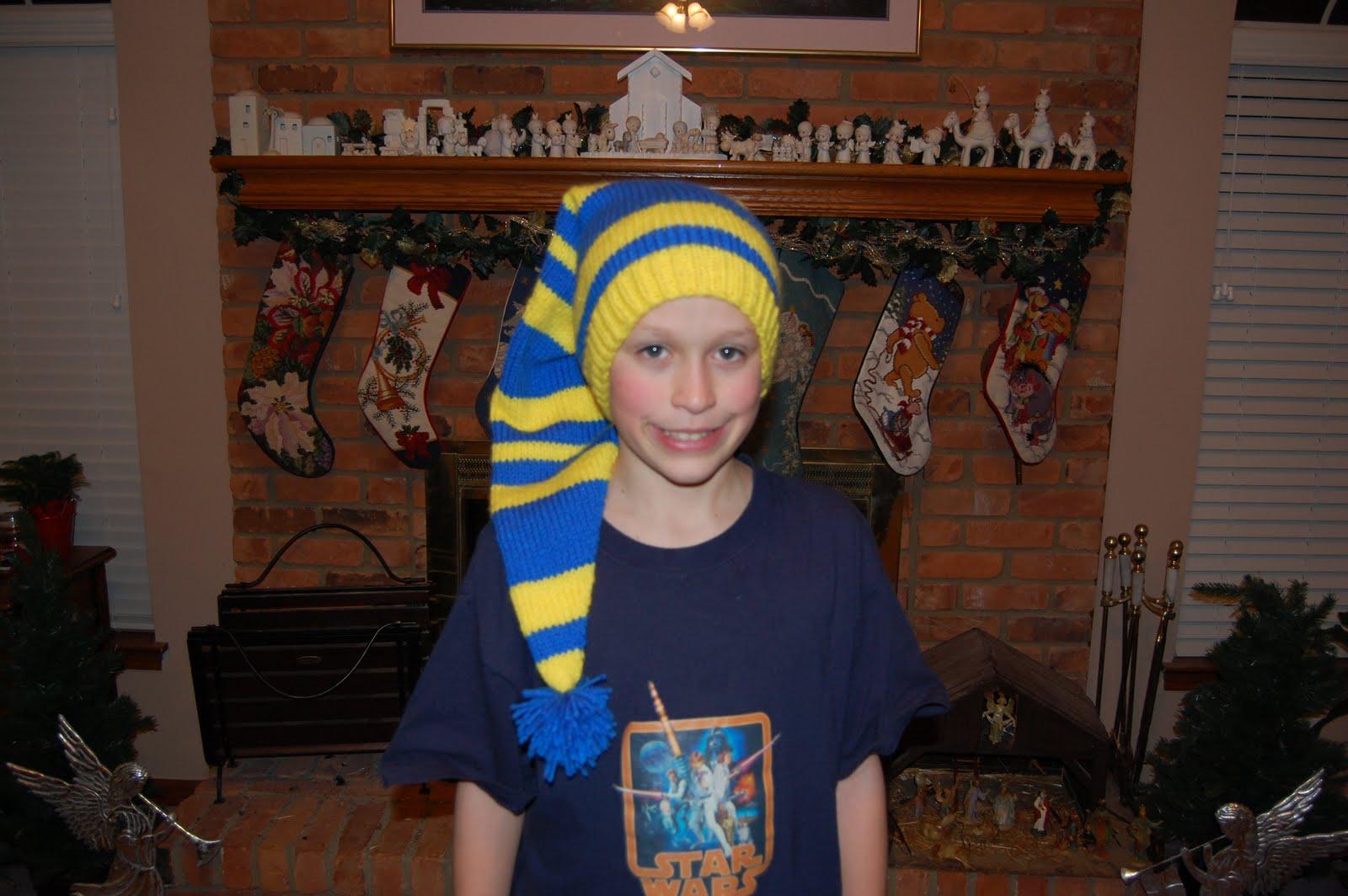 21742103fff Nauti Knitter  Swartz s A Christmas Story Cap