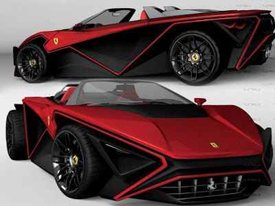home design tips supercar imola ferrari sports car concept. Black Bedroom Furniture Sets. Home Design Ideas