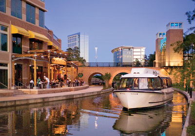 Real Estate and Resort News: Real Estate in The Woodlands Texas