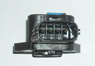 Bernard's Blog: Throttle Position Sensor on