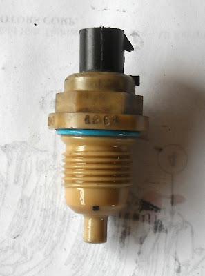 Bernard's Blog: Dodge Transmission Output Speed Sensor