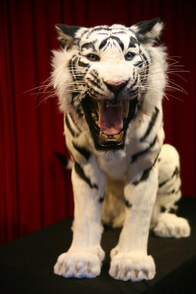 Realistic Tiger Costume - photo#1