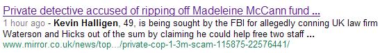 Former McCann detective Kevin Halligen Indicted for Fraud and Money laundering Kevin+halligen+-+Google+Search_1285074820718