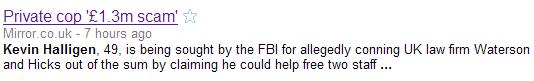 Former McCann detective Kevin Halligen Indicted for Fraud and Money laundering Kevin+halligen+-+Google+Search_1285075029894
