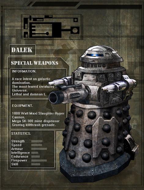 Ba Doctor Time War Development September 2009