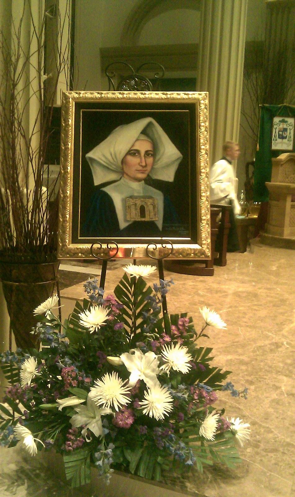 Sister Marie de MandatGrancey DC Servant of God Foundress of Marys House Ephesus Turkey