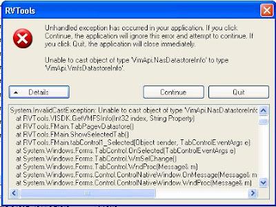 My Mileage Did Vary!: RVTools #3 - version 2 3