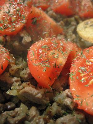 Recette grecque Moussaka à l'agneau et à la feta : un plat savoureux 2