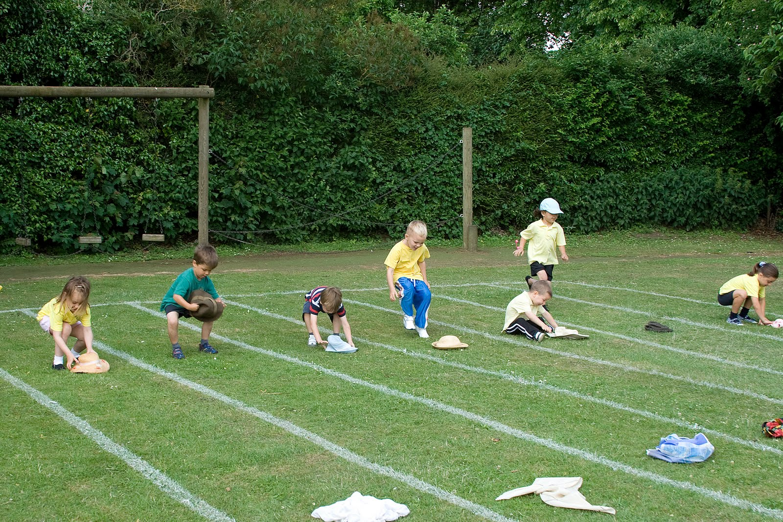 The Cullinan Family Kindergarten Sports Day