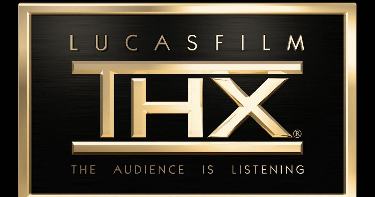High Resolution of THX Gold Logo