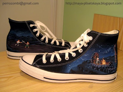 monkey island shoes