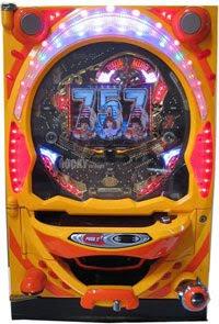 Slot machine orange