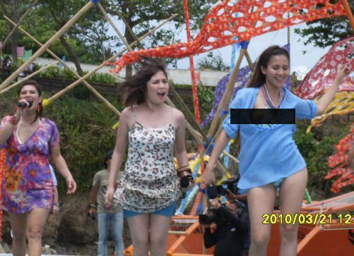 And Yet Another Bora Victim - Karylle Padilla Np Slip-4999