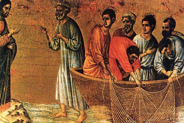 Resultado de imagem para João 21,1-14