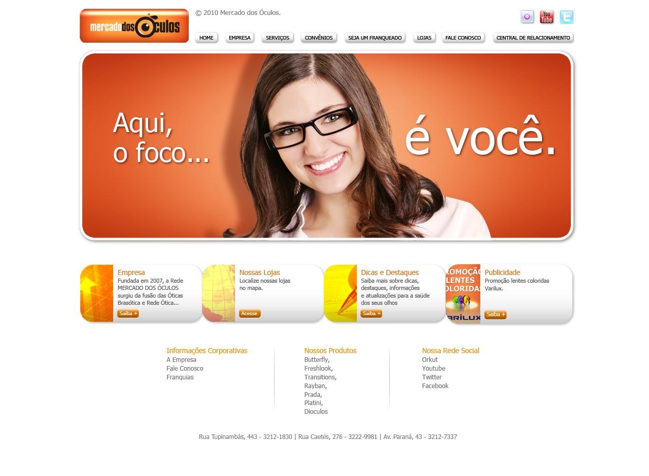 c72ef04db462c Home site Mercado dos Óculos