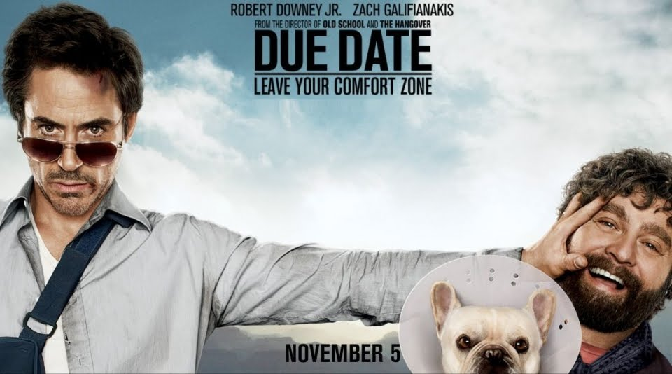 Due Date Teaser Trailer