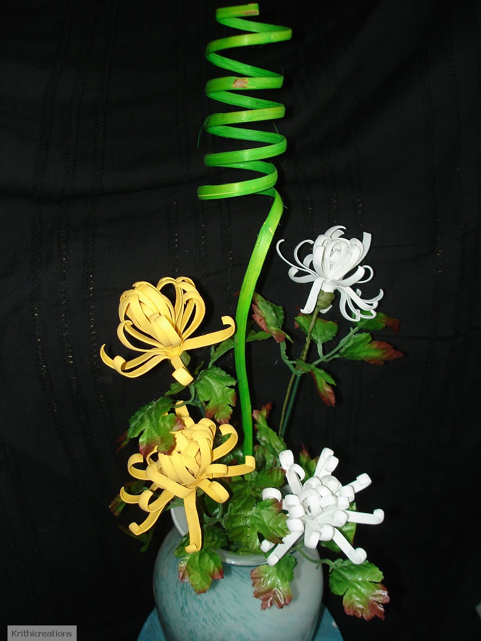 krithi creations  fomic floweres
