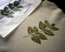 Nature Printing Tutorial