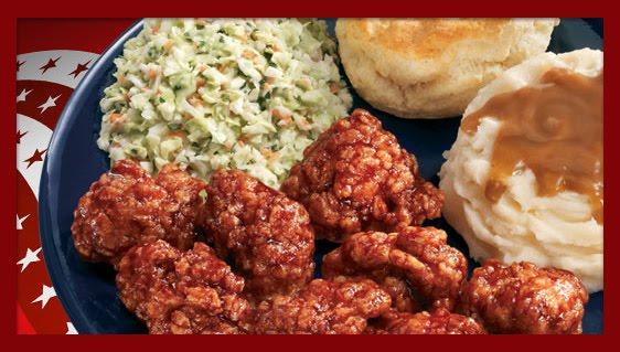 Kentucky Fried Chicken Meal: KENTUCKY FRIED CHICKEN MENU: Variety Big Box Meal 8 Wings Meal