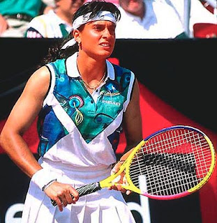 gabriela sabatini sweat - photo #4