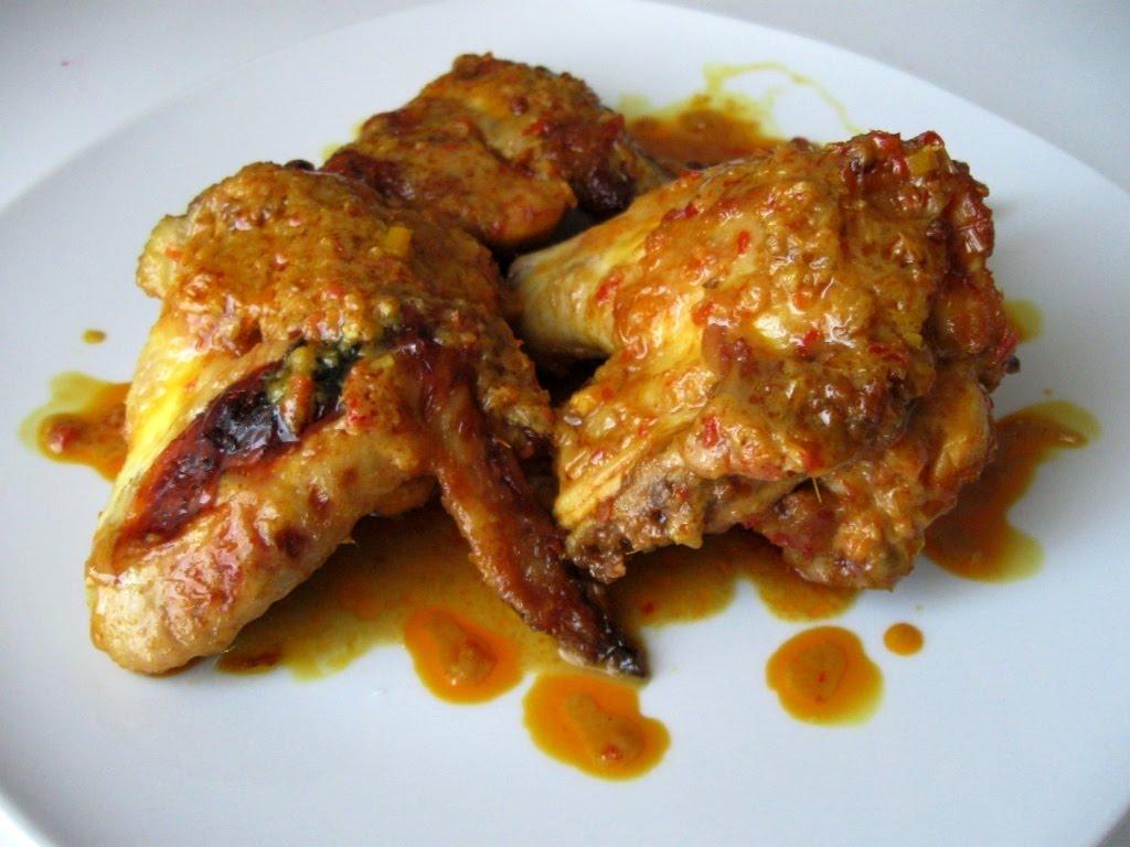 -: Ayam Percik Madu