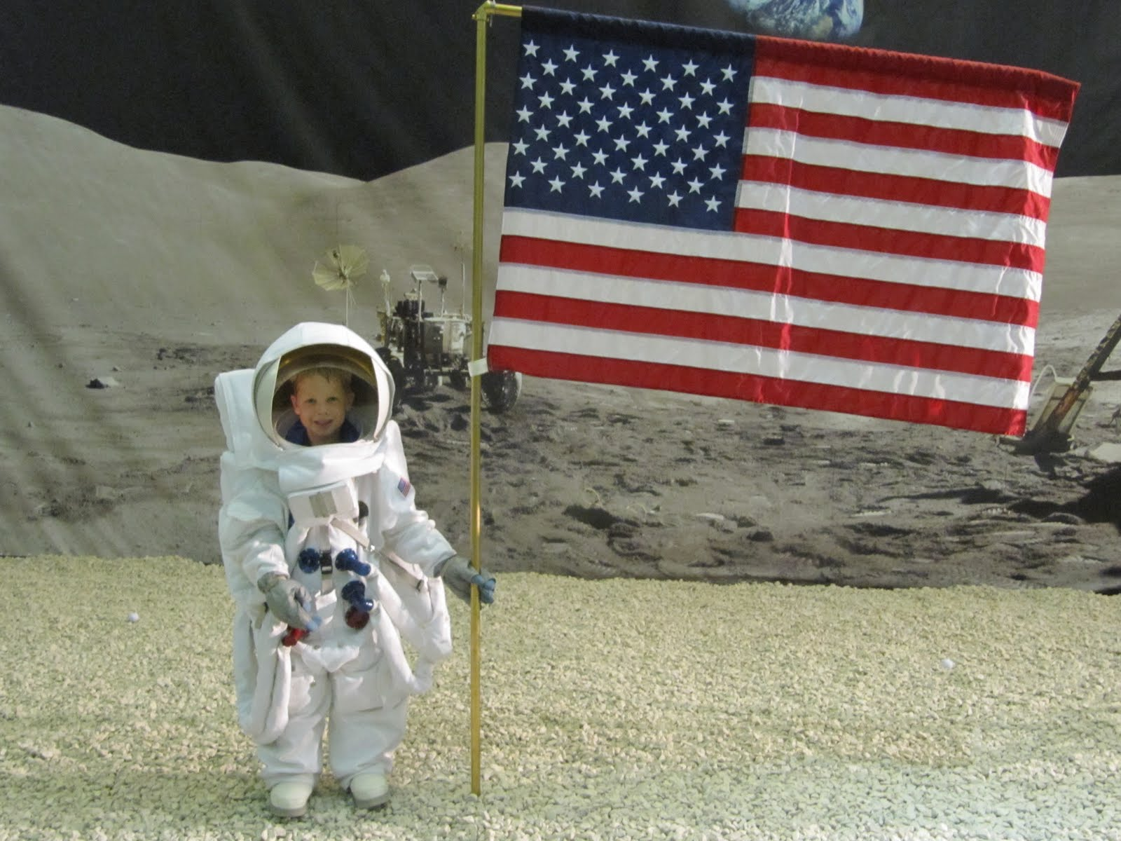 Astronaut Training Center in Dallas